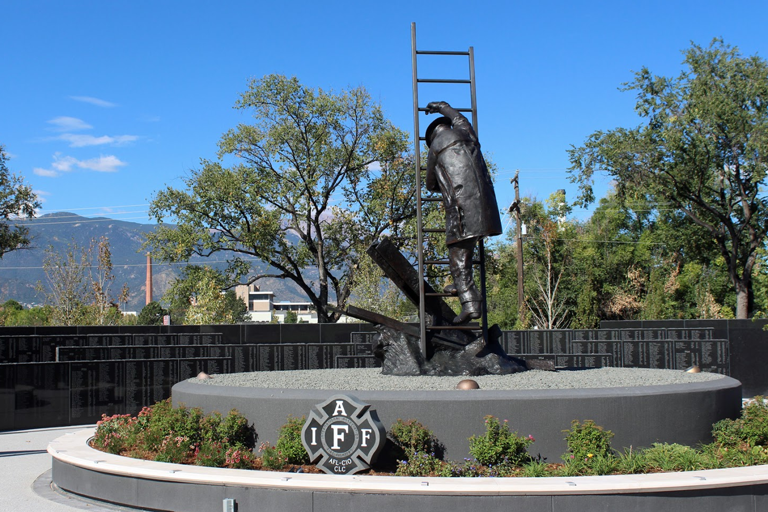 September Firefighter memorial ceremonies